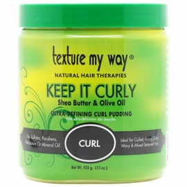 Keep It Curly Curl Pudding